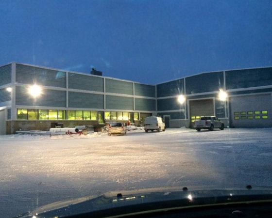Lastvägen 19, Kiruna