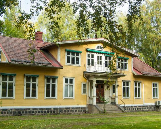 Strömsborg, Avesta